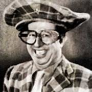 Phil Silvers, Comedy Legend Poster