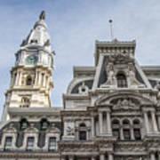 Philadelphia City Hall #2 Poster