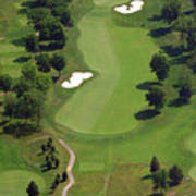 Philadelphia Cricket Club Militia Hill Golf Course 16th Hole 2 Poster