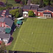 Philadelphia Cricket Club Squash Poster