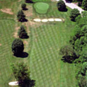 Philadelphia Cricket Club St Martins Golf Course 3rd Hole 415 West Willow Grove Ave Phila Pa 19118 Poster