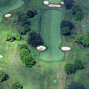 Philadelphia Cricket Club Wissahickon Golf Course 14th Hole Poster