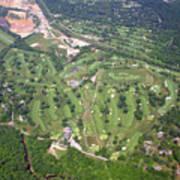 Philadelphia Cricket Club Wissahickon Golf Course Flourtown Poster