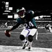 Philadelphia Eagles 5a Poster