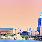 Philadelphia Panoramic Poster