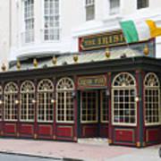 Philadelphia's Famous Irish Pub Poster