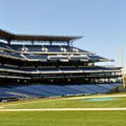 Phillies Stadium Poster