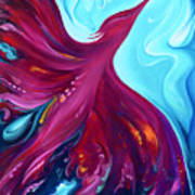 Phoenix Creation Rising Poster