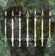 Photo Illustration Depicting Drug Poster