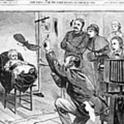 Photographer, 1882 Poster