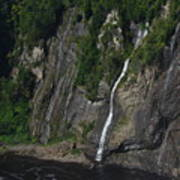 Little Falls Of Montmorency Poster