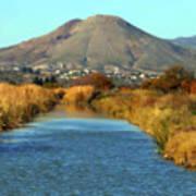 Picacho Peak Poster