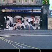 Picasso's Guernica In Glasgow, Scotland Poster