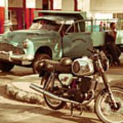 Pickup Bike  Poster