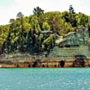 Pictured Rock 6323  Poster