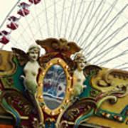Pier Park Chicago Poster