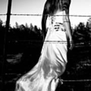 Pierced Dress Poster