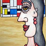 Pierrette Meeting Piet... - Pierrette Rencontre Piet... Poster