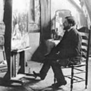 Piet Mondrian (1872-1944) Poster