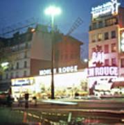 Pigalle Paris Poster