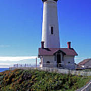 Pigeon Point Lighthouse 3 Poster