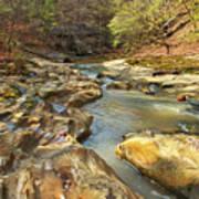 Piney Creek Ravine Revisited 1 Poster