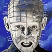 Pinhead - Hellraiser Poster