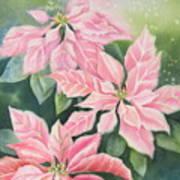 Pink Delight Poster by Deborah Ronglien
