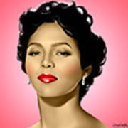Pink Dorothy Poster