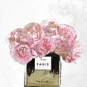 Pink Scented Poster