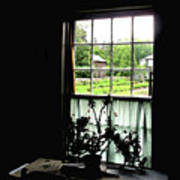 Pioneer Window Poster