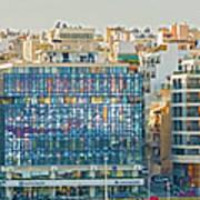 Piraeus, Port Near Athens In Greece Poster