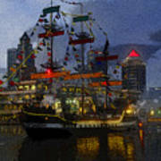 Pirates Plunder Poster
