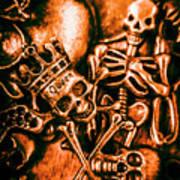 Pirates Treasure Box Poster