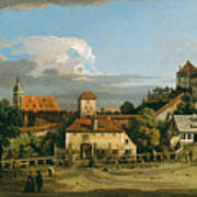 Pirna. The Obertor From The South Poster