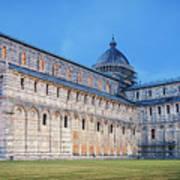 Pisa - Piazza Dei Miracoli Poster