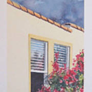 Pismo Cottage Poster