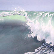 Pismo Wave Number Eight Poster