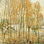 pissarro19 Camille Pissarro Poster
