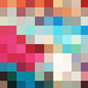 Pixel Art 2 Poster