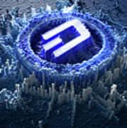 Pixel Dash Concept Poster