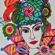 Pixie Girl Poster