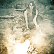 Pixie Smoke Poster