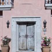 Plain Door Poster