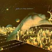 Planet Manhattan Poster