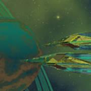 Planet Of Origin Poster