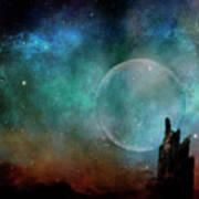 Planetary Soul Chava Poster