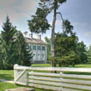 Plantation Home Poster