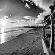 Playa Huequito Poster