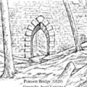 Poinsett Bridge Poster